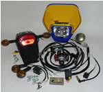Husqvarna Enduro / Motocross XC Lighting Kits