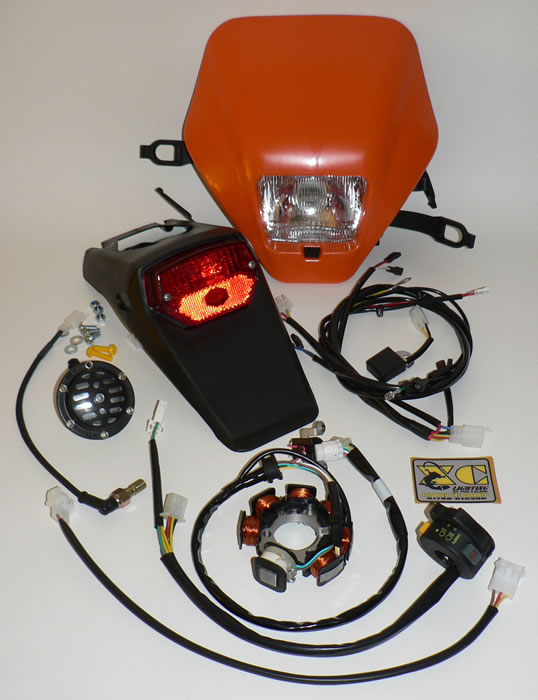 Ktm Sx What Voltage Regulator For Lighting