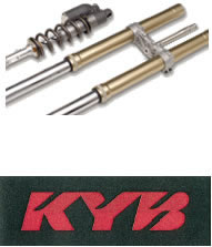 KYB Motocross Suspension - Pro Racing
