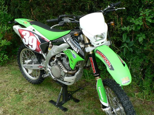 Stock XC Kit - To Fit Kawasaki KXF250/450F - Pro Racing on