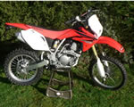 CRF 250X/450X
