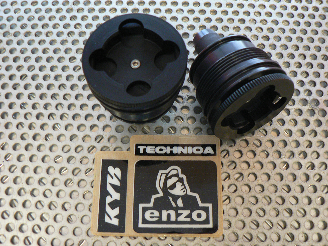 Enzo Suspension Products - Pro Racing